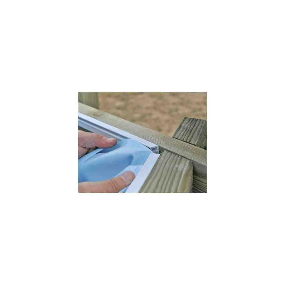 Liner pour piscine bois Sunbay hexagonale : Avis, Tarif, Prix 2021